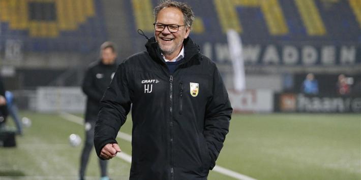 """De Jong trots na promotie: """"Ongelofelijk na klap van vorig jaar"""""""