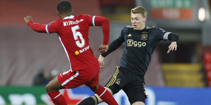 Schuurs bleef ondanks interesse graag bij Ajax