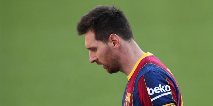 Interim-voorzitter Barça had Messi in de zomer verkocht