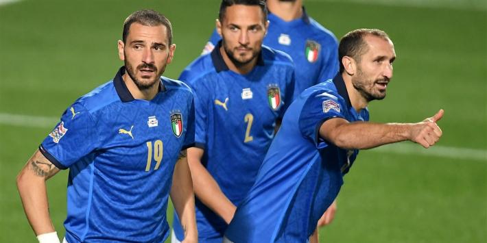Italië aangewezen als gastland voor finaleronde Nations League