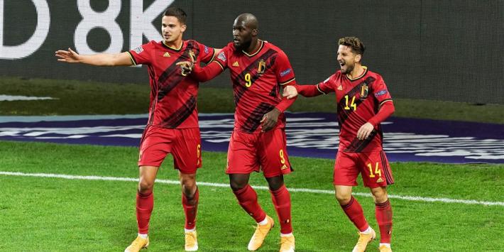 Final Four Nations League: Italië - Spanje, België - Frankrijk