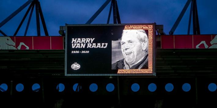 PSV geeft dief van shirt bij herdenkingsplek Van Raaij ultimatum