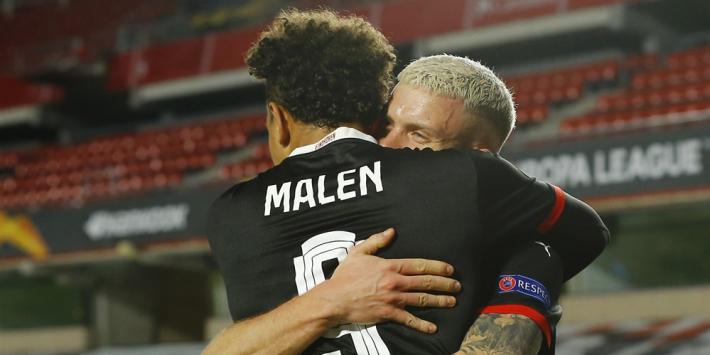 PSV overwintert in Europa dankzij minimale zege bij Granada