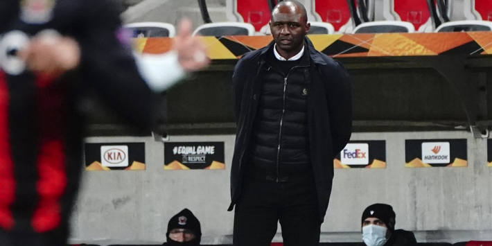 Vieira na nederlaag tegen Bosz ontslagen bij OGC Nice