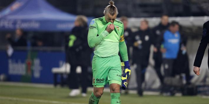 "Overmars appte Pasveer: ""Was nagenoeg rond met Vitesse"""