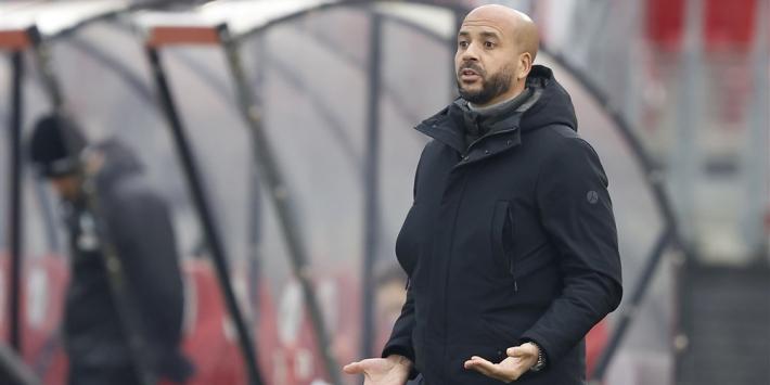 """Jansen wil doordenderen met AZ: """"PSV is de eerstvolgende"""""""