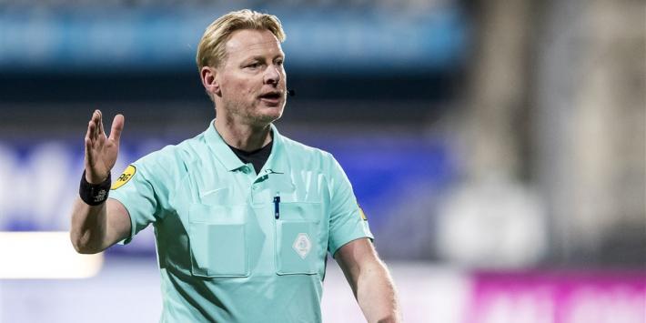 KNVB maakt aanstellingen arbiters voor komend weekend bekend