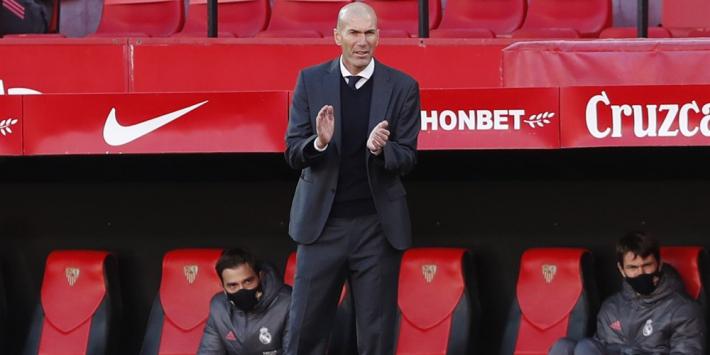 Zidane vergelijkt Atalanta met het Ajax van 2019