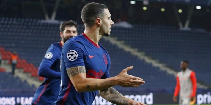 Atlético overwintert; Bayern verslaat Lokomotiv