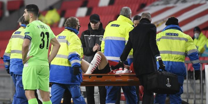 Drama voor PSV-talent Ledezma: streep door rest van het seizoen