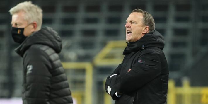 Van den Brom herpakt zich met Genk; Sevilla verspeelt punten