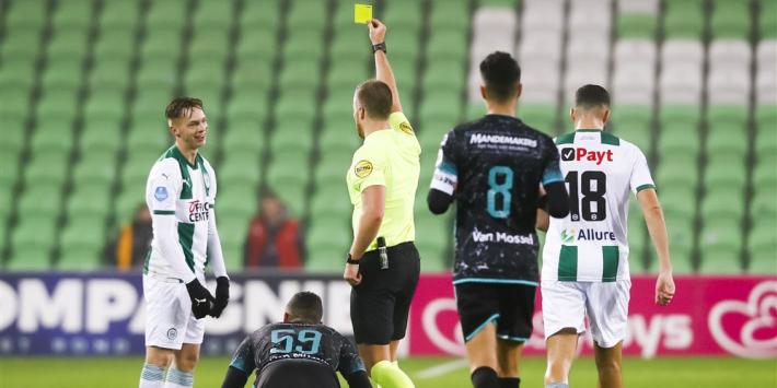 """Balk: """"Natuurlijk had ik nog jaren bij Groningen willen voetballen"""""""