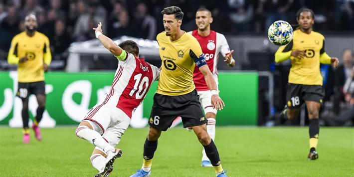Lille-captain Fonte kijkt uit naar weerzien met Tadic