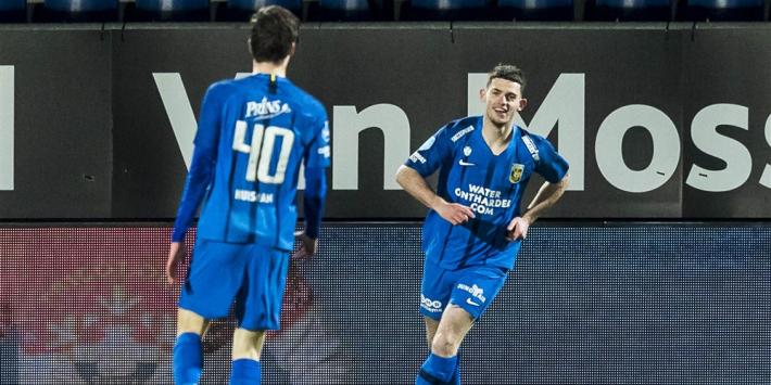 'PEC Zwolle komt in spitsenzoektocht uit bij Vitessenaar Buitink'