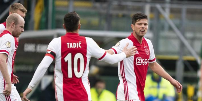 'Ajax-directie wil vervanger voor Huntelaar aantrekken'