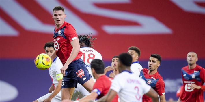 Botman en Malen krijgen plaats in geprezen elftal Europa League