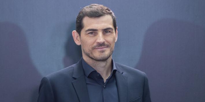 Clubicoon Casillas keert als directielid terug bij Real Madrid