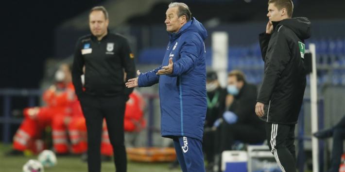 Stevens wint met Schalke 04 van vierdeklasser in de beker