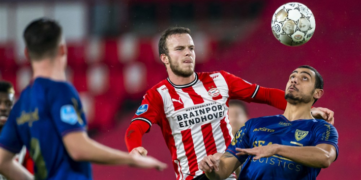 'Hendrix spreidt vleugels uit en verruilt PSV voor Spartak Moskou'