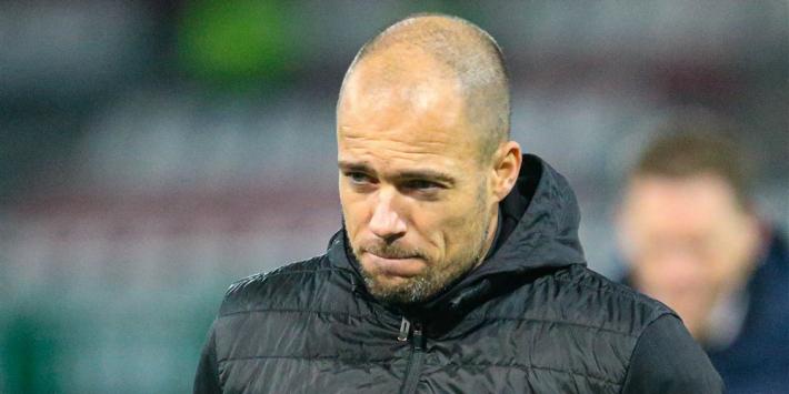 Buijs keert tegen Feyenoord terug bij FC Groningen