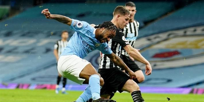 Manchester City kent geen problemen met Newcastle