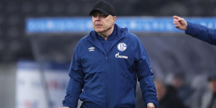 Ook Gross kan Schalke niet helpen, dertigste puntverlies op rij