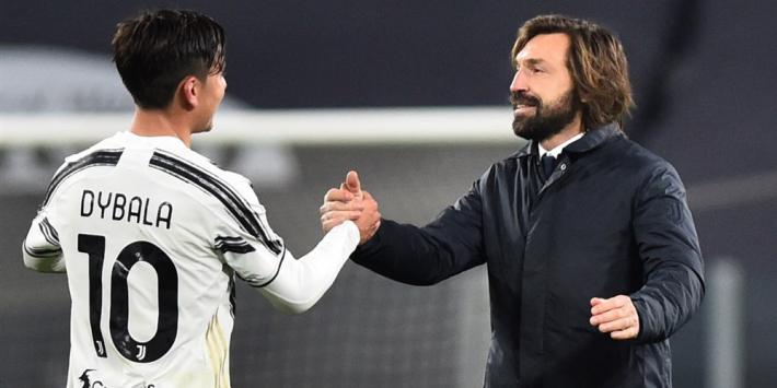 Pirlo gelooft nog altijd in titelprolongatie Juventus