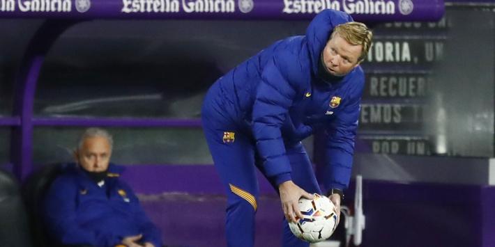 Barça ontdoet zich pas na verlenging van Cornellà