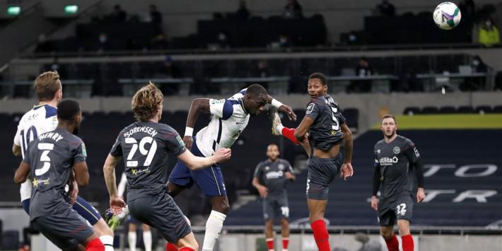 Tottenham bereikt finale en mag hopen op einde prijzendroogte