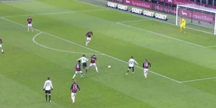 Video: wereldassist Dybala bij openingsgoal Juventus