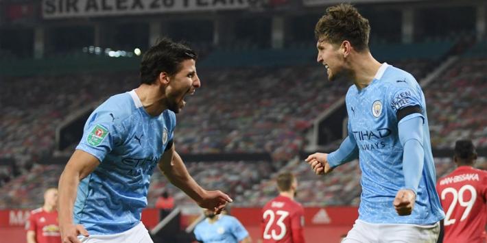 City League Cup-finalist na terechte zege bij United