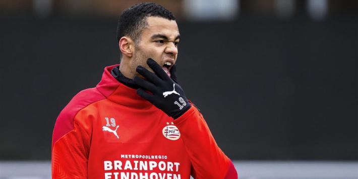PSV verslaat stadgenoot Eindhoven in besloten oefenduel