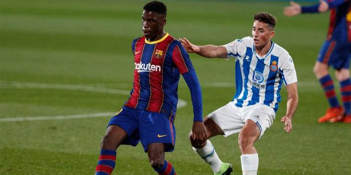 Vertrokken talent Moriba slaat terug naar FC Barcelona