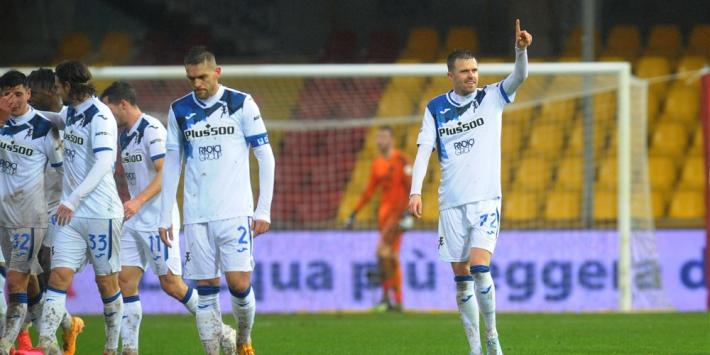 Fraai solo-goal Ilicic leidt ruime overwinning Atalanta in