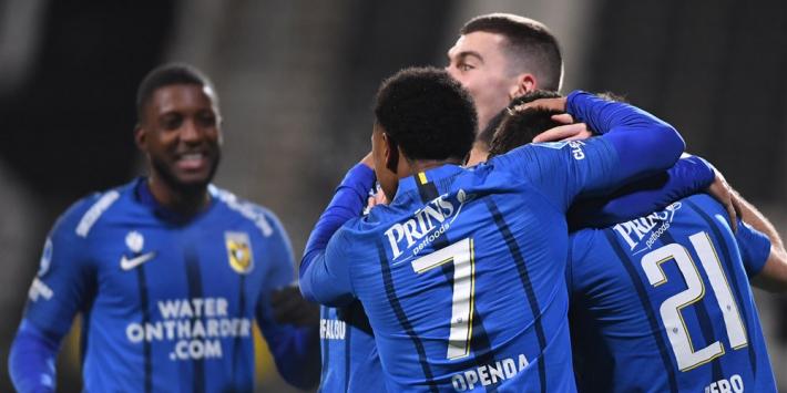 "Vitesse kan bovenaan komen: ""We gaan niet dagdromen"""