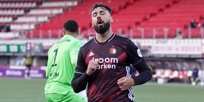 'Pratto mag al weg, maar kiest voor bijrol bij Feyenoord'
