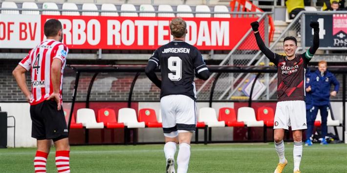 Jørgensen blij met doelpunt en hoopt dat Ajax verliest van PSV