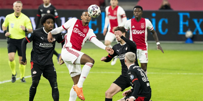 Eredivisie-kraker best bekeken Nederlandse wedstrijd ooit