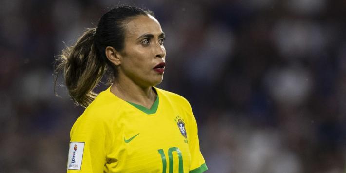 Braziliaans vrouwenteam krijgt met 6-0 klop van Grêmio Onder-16