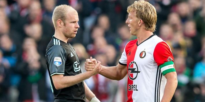 """Klaassen: """"Veel mensen denken dat Ajax wel even wint"""""""