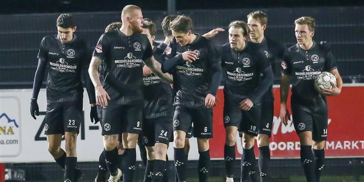 Gisteren gemist: Almere koploper KKD, Lazio wint derby van Roma