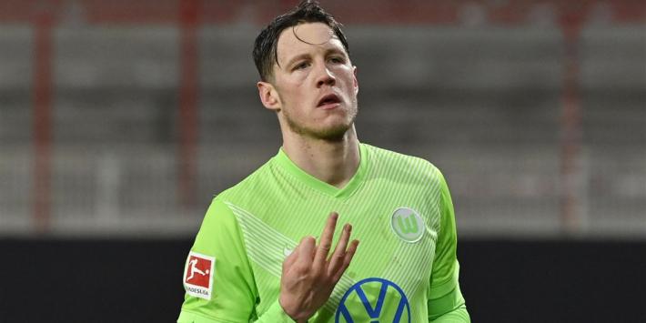 Weghorst wist dat hij met goal tegen 1. FSV Mainz record brak