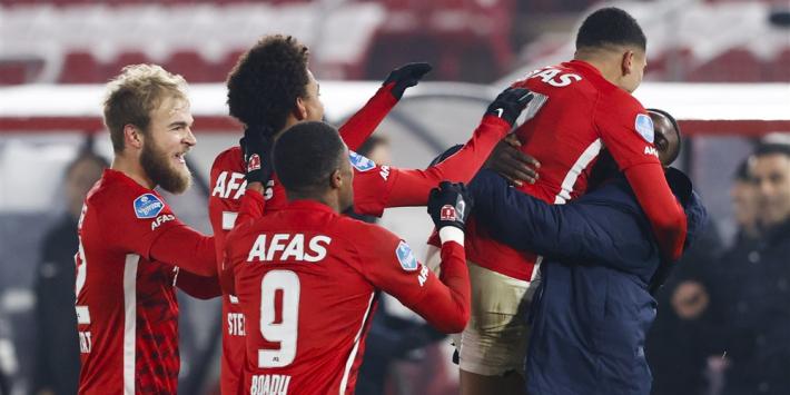 """Aboukhlal: """"Ik probeer het de trainer lastig te maken"""""""