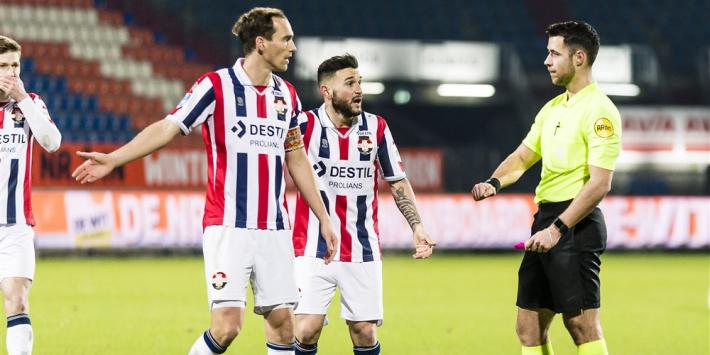 """Willem II valt flink tegen: """"Het team is te goed om te degraderen"""""""