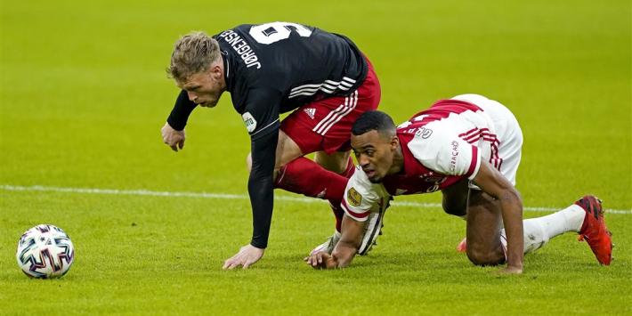 'Gravenberch in beeld bij top Europa, Ajax wil verlengen'