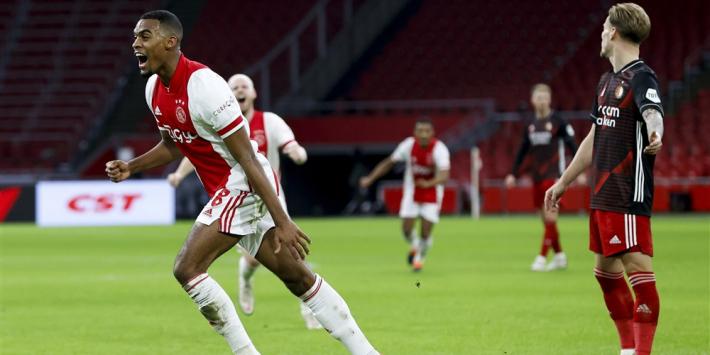 Feyenoord laat Ajax ontsnappen in zeer armoedige Klassieker
