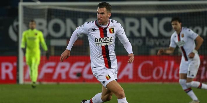 Genoa zet ongeslagen reeks met Strootman voort in Turijn