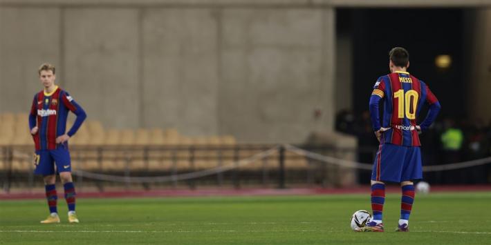 Gisteren gemist: Koeman verliest finale, Inter verslaat Juve