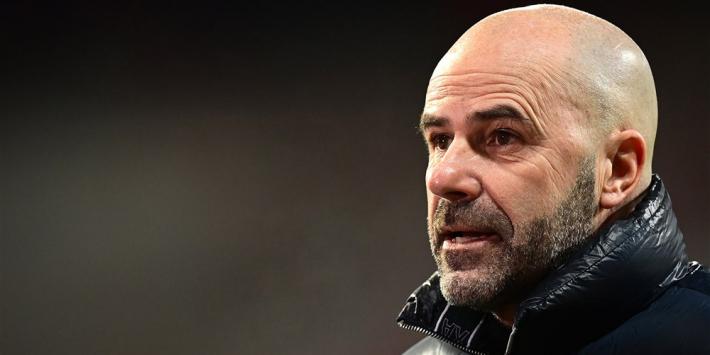 Bosz blij met fraaie zege, maar kritisch op effectiviteit Leverkusen