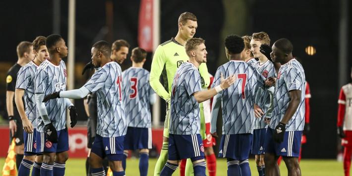 Spoorboekje: Jong Ajax treft Go Ahead, Eindhoven ontvangt NEC